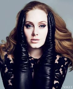 Adele - US Vogue