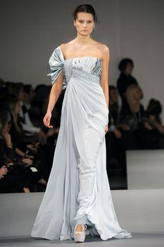 Elie Saab Haute Couture spring 2009