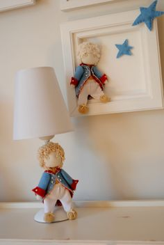 El principito - decoracion infantil. Paz Montealegre
