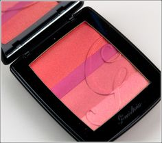 Guerlain Blush G Serie Noire Review, Photos, Swatches