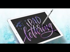 Intro to iPad Lettering - Every-Tuesday