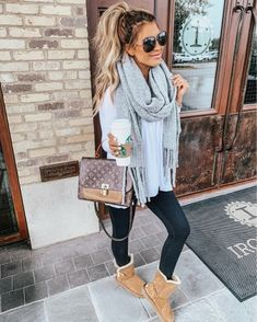 14 Winter Street Style Outfits to Keep You Stylish and Warm . 14 winter street style outfits that keep you stylish and warm - hariankoransuara , 14 Winter S. Winter Outfits For Teen Girls, Cute Winter Outfits, Casual Winter, Winter Fashion Outfits, Look Fashion, Autumn Fashion, Winter Clothes, Fashion Design, Winter Weekend Outfit