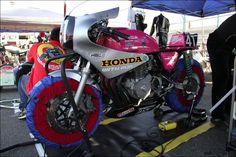 HONDA CB400FOUR TOT Racer