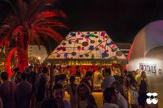 The terrace, Pacha Ibiza