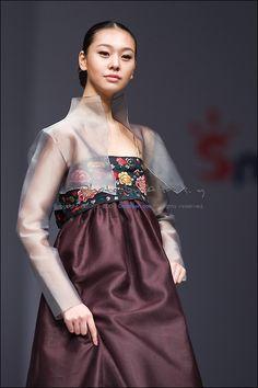 이영희 한복 패션쇼 #11
