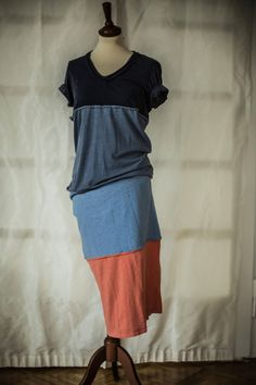Chabby Chic, Sporty Look, Summer Dresses For Women, Nice Dresses, Upcycle, Clothes For Women, Stylish, Blue Birthday, Casual
