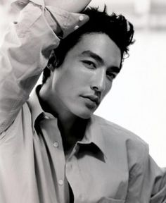 Korean- American- Daniel Henney.