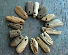 Driftwood porte-clefs!!!