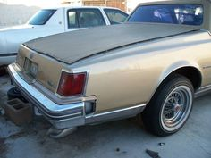 Oddimotive: 1979 Cadillac Seville Ute Conversion