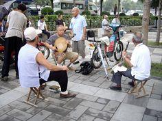 Beijing Street musicians. Street Musician, Folk Music, Popular Music, Beijing, Different Styles, Musicians, Pop Music, Music Artists, Composers