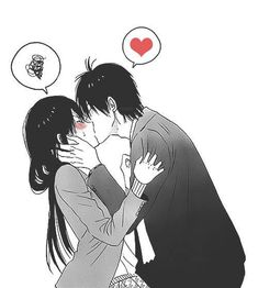 Anime — ❤️ Manga: Taiyou no ie ~ Hikari Couple Anime Manga, Couple Amour Anime, Anime Love Couple, Cute Anime Couples, Manga Anime, Manga Girl, Anime Gifs, Art Anime, Anime Tumblr
