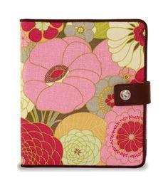 Camellia iPad Cover