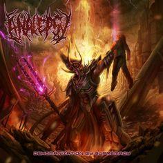 Analepsy - Dehumanization by Supremacy [EP] (2015)   Brutal Death Metal