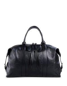 누시 앤드믤미스터 Large leather bag Collection Spring Summer 2015
