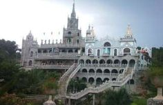 A Church on a Hill in Cebu City Philippines - Simala Great Places, Places To See, Places Ive Been, What A Wonderful World, Philippines Cebu, Mindanao, Cebu City, Old Churches, Exotic Places