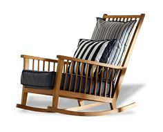 rocking chairs | Rocking-chair INOUT 709 de Gervasoni