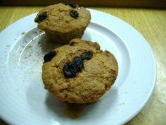 zucchini muffins with raisins #breakfast #desert #vegetarian