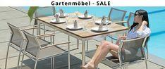 Gartenmöbel - SALE Ausstellungsstücke sowie viele aktuelle Gartenmöbelmodelle zu traumhaften Sonderpreisen! Alle Angebote gültig, soweit verfügbar, bis zum 29.07.2018.