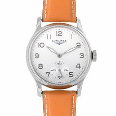 05a6431dc0 Men s Certified Pre-Owned Watches - Longines mechanicalhandwind mens Watch  L26404732 Certified Preowned   Click