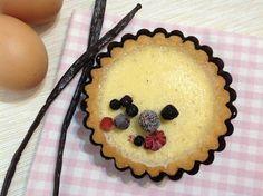 Tartaletky zapečené se žloutkovým krémem Cheesecakes, Tea Time, Muffin, Pie, Eggs, Cupcakes, Baking, Breakfast, Desserts