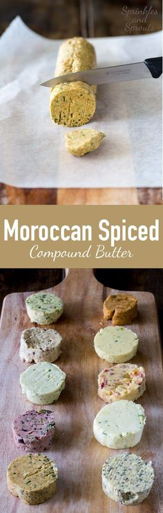 This Moroccan spiced butter is packed with flavour! It smells beautiful! Even…