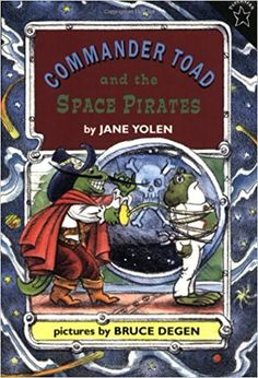 Commander Toad faces a tough new threat - Space Pirates!
