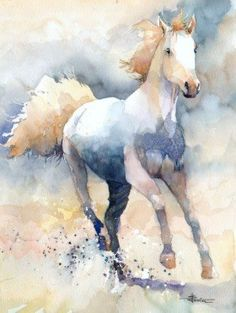 Stephane Heurion   WATERCOLOR