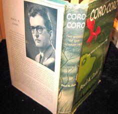 Coro-Coro The World of the Scarlet Iris Hardcover – 1954 adventure to find bird