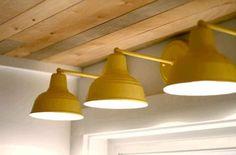Mini Artesia Lights from Barn Electric