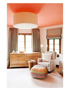 painting a ceiling to look wonderful interior design blogsto - French Design Blogs