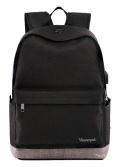 Luggage & Bags Modest Aelicy Canvas Mens Backpacks Bag Laptop Notebook Backpacking Backpack For Men Waterproof Teenage Backpacks For Girls Backpacks