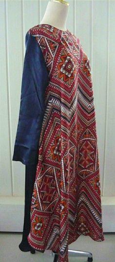 Long tunic from sandywest. Instagram @sandywesrshawl