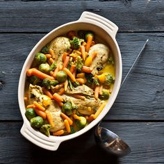 Kylling i karry på 20 minutter! #opskrift #aftensmad