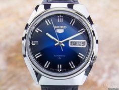 Seiko 5 aanbod: 518€ Seiko 5 Automatic 7009-8310 S Steel Japanese Watch 1970s Jr23, Staal; Automatisch; Staat 1 (zeer goed); Jaar 1970-1979; Locatie: Ver. Staten, CA, LOS ANGELES