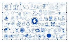 School Keepsake Art / Seaonal Themes www.creativeteatowels.com
