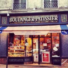 #Boulangerie in #Paris