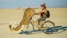 Burning Man - the article - Stuart Walmsley