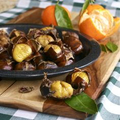 how to roast chestnuts without an open fire