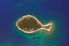 Parc national des îles Kornati, Croatie