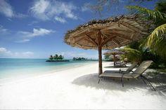 Aggie Grey's Lagoon Beach Resort and Spa, Samoa.