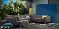 Uptown - a new sofa in collaboration with Says Who