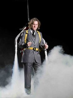 The greatest man who ever lived. Top Gear host and British Gentleman; James May.