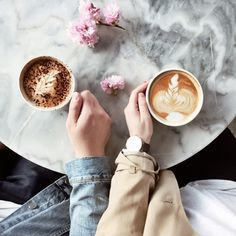 Looking to beat the #winter chill? Share a good #coffee with a friend to wash away a bad case of Monday-itis. Works every time.