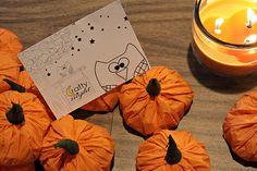 halloween pompoen tractatie