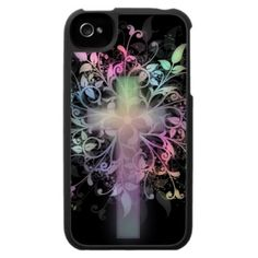 SOLD!  Floral Pastel Case For The iPhone 4 $42.30