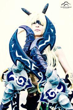 #DemonHunter cosplay from #WorldofWarcraft #Legion