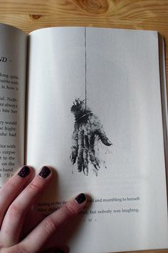 The Dead Man's Hand - Stephen Gammell from Scary Stories to Tell in the Dark