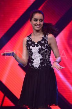 "Shraddha Kapoor promotes ""Haider"" | PINKVILLA"