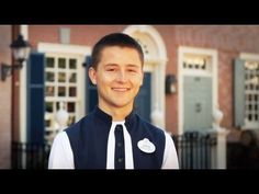 My best bud Byron Allen in his Disney CP Youtube Video! Check him out to learn more about the DIsney College Program and what its like to be a college student working for the company!