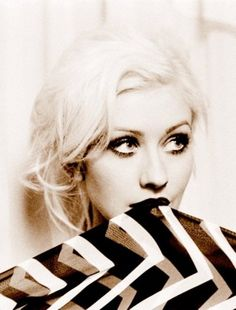 Christina Aguilera..